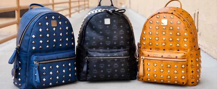 6 Fashionable Mcm Backpacks