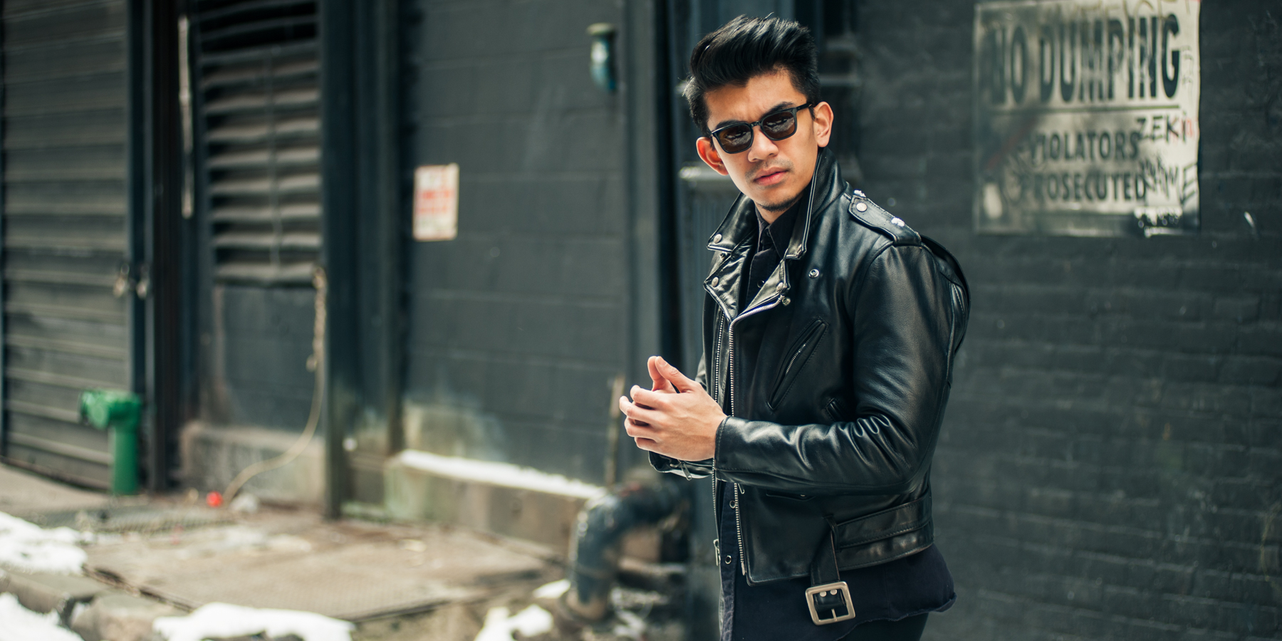 What to look for in a leather jacket